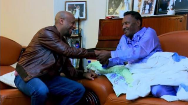 Artist Alemayehu Eshete Interview on Seifu Show - Part 1