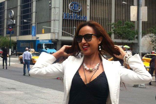 Ethiopia: Photos of Ethiopian Actress Meseret Mebrate