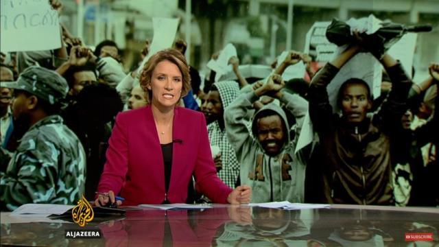 Al Jazeera - Ethiopia says UN observers not needed as protests rage