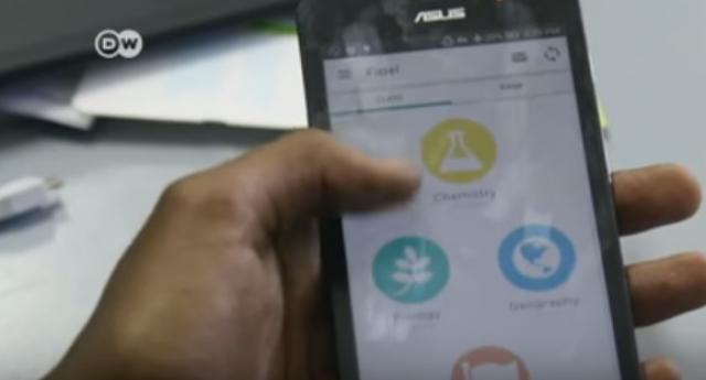 Ethiopian developers make app for students | DW News