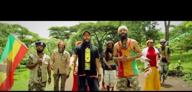 Ras Jany ft  Don Deltafa -  Feeling Irie - New Ethiopian Reggae Music Video 2016
