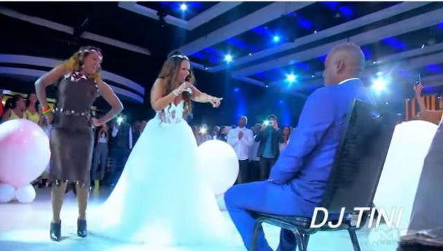 "Bride Serenades her Groom by Playing Dina Anteneh's ""Bedeh"""