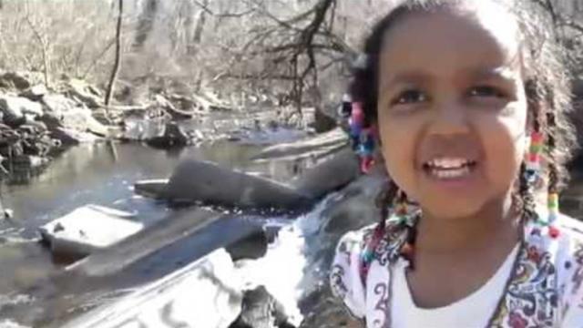 Amazing Ethiopian Kids about World Geography