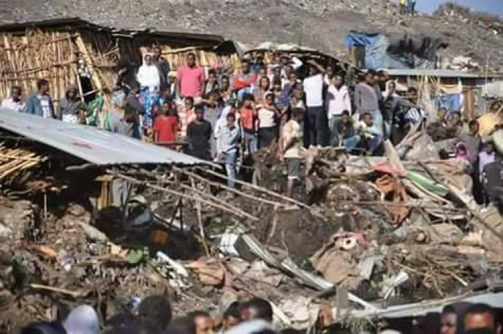 ETHIOPIA - Up to now 46 died in case of koshe accident
