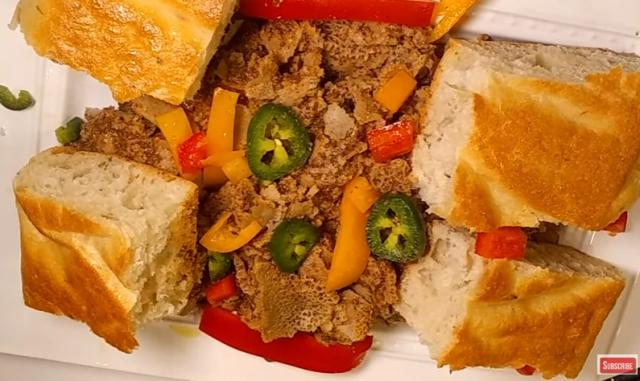 Flax Seeds (Powder) how to prepare Flex seed Dish, Ethiopian style