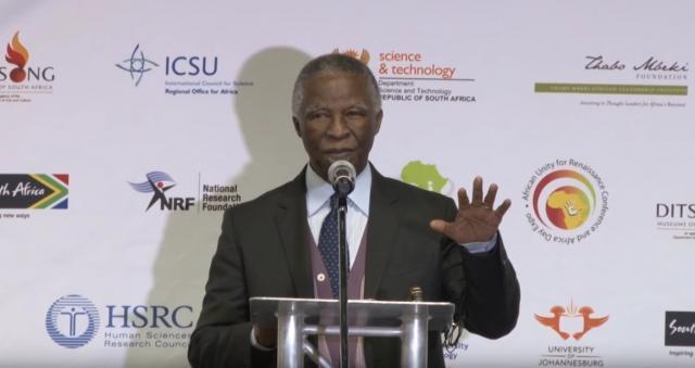 Thabo Mbeki celebrates 120  years of the ADWA victory