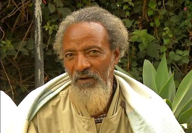 "Guji Oromo Aba Geda Jilo Mano says ""I am alive"""