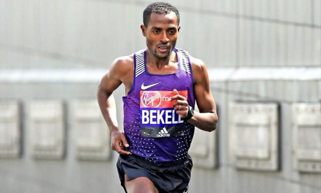 ETHIOPIA - London Marathon 2017: Mary Keitany & Daniel Wanjiru win