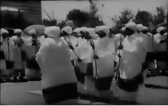 Must Watch! Ethiopian orthodox Easter Holiday Celebration 50 years Ago