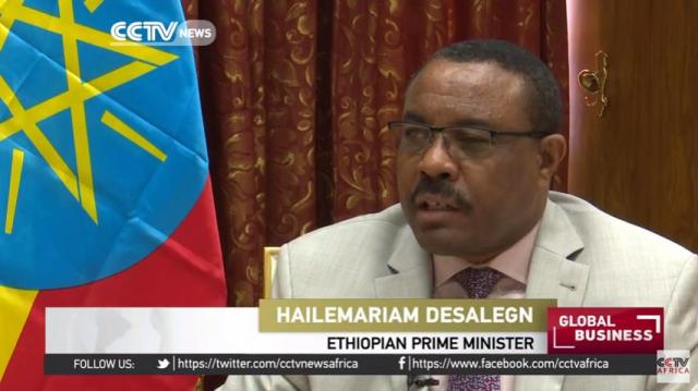 Interview: Ethiopian PM Hailemariam Desalegn on economy and power production