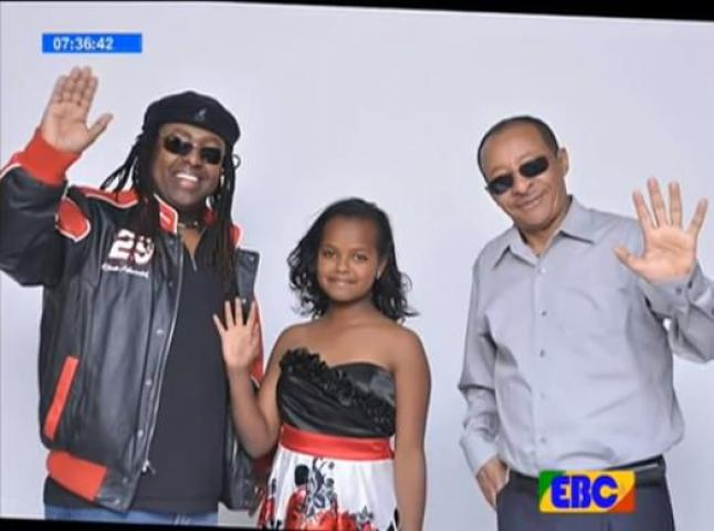 Ethiopia: interview with Singer Hanna Girma