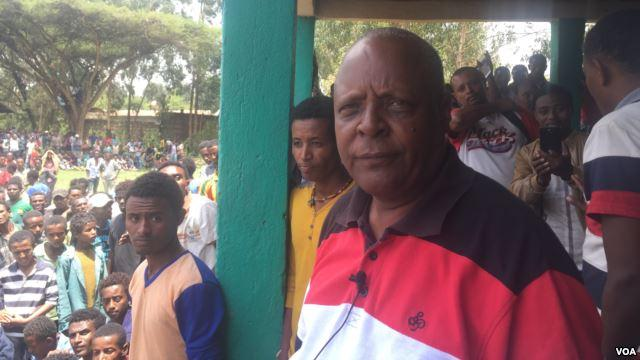 Oromo Federalist Congress Accused Government of the Recent Violence by Students