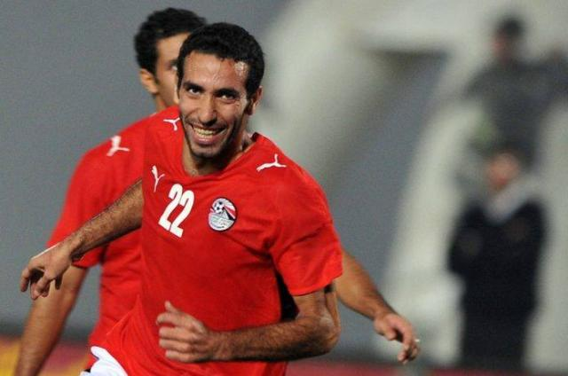 ETHIOPIA - Egypt court adds ex-football star Abou-Treika to terrorist list