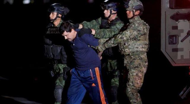 ETHIOPIA - drug lord Joaquin El Chapoextradition to the United States has been approved