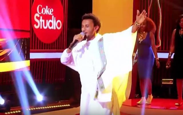 Coke Studio Africa - The amazing Dawit Tsige sings - Aman Aman : አማን አማን