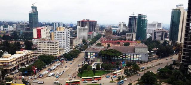 ETHIOPIA - Addis  Abeba 209TH according to MERCER'S 19TH QUALITY OF LIVING RANKING