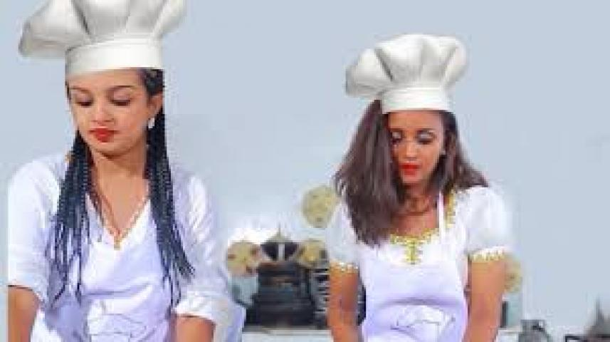 Ethiopian Famous Artists Cooking Competition