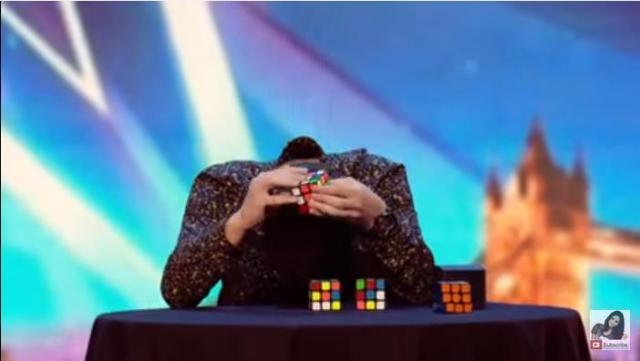 Amazing Talent on Britain's Got Talent 2016
