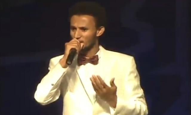 Dawit Tsige Winner of Balageru Mirt - Last and Amazing Performance - EBC Video