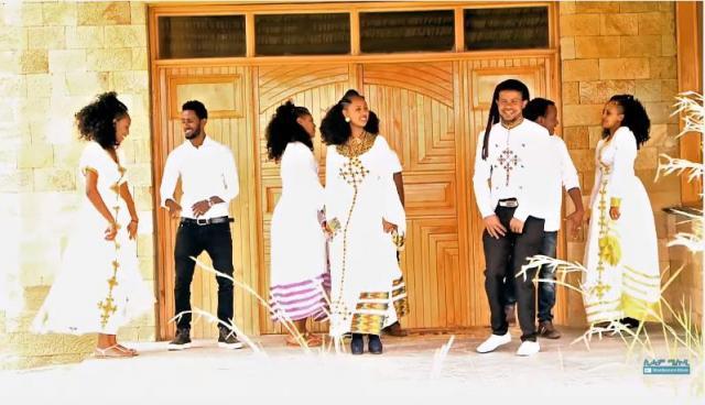 Filmon Bekele - Des Behalit (ደስ በሃሊት) New Ethiopian Tigrigna Music Video 2016