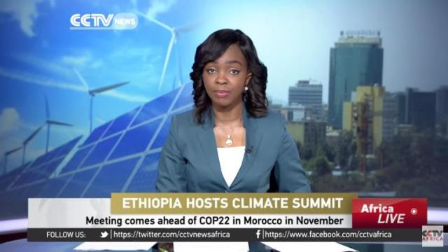 Ethiopia hosts the sixth Conference on Climate Change and Development in Africa