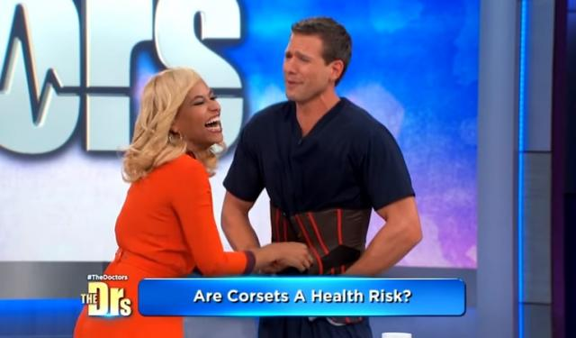 Is Waist Training Healthy? - The Doctors