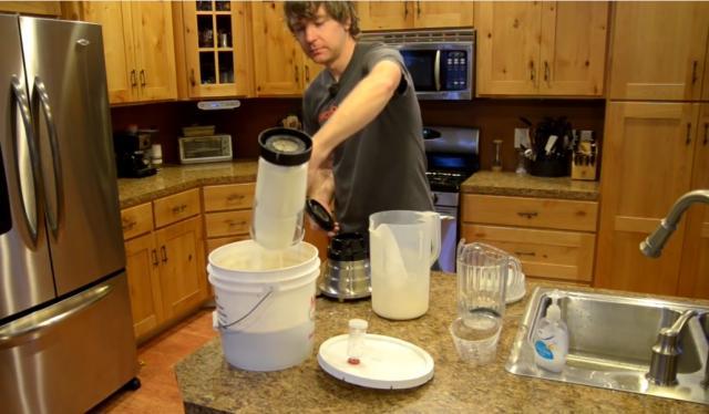 How to make fantastic injera start to finish