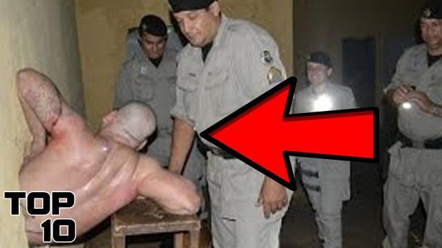 Top 10 Prison Escapes That Failed Horribly – Part 2