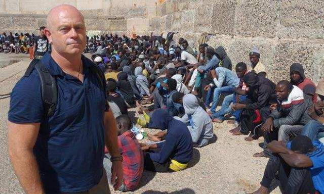 ETHIOPIA - The migrant slave trade is booming in Libya. Why is the world ignoring it? Ross Kemp