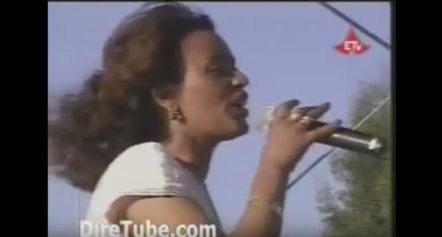 Bezawerk Asfaw - Tizita (ትዝታ) Live Performance