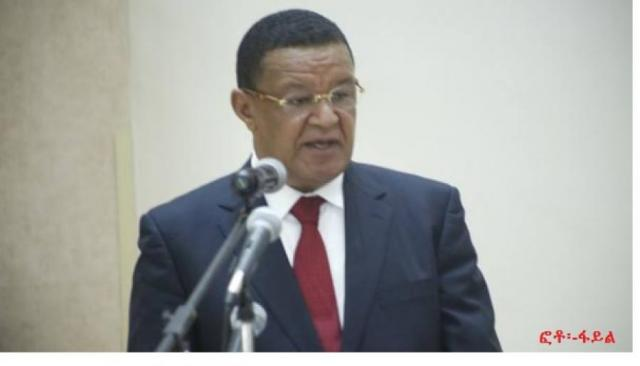"ETHIOPIA - ""A-Gov't works hard for the dev't of  Ethiopia football""- President Mulatu"