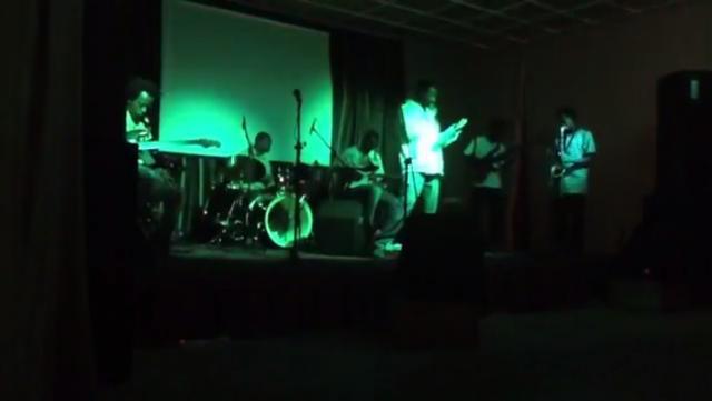 Amharic poem Poetic Jazz Group
