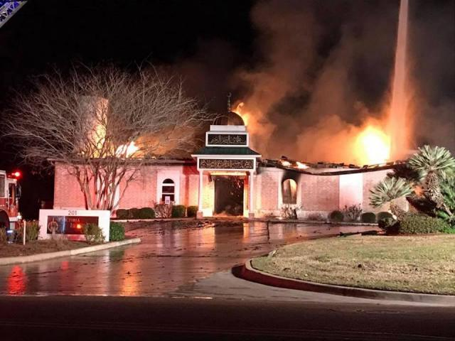 ETHIOPIA - Burned down mosque in Texas to be rebuilt after Americans donate over $800,000 in a day
