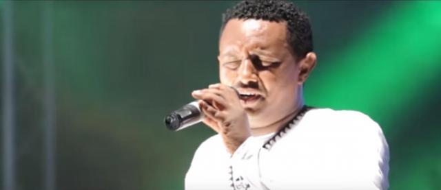 Teddy Afro – Abugida - Live Performance