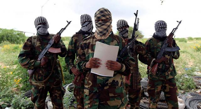 ETHIOPIA - Al-Shabab fighters take control of Kenyan military base in Somalia