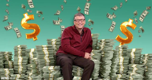 ETHIOPIA - Bill Gates is well on his way to becoming the world's first ever trillionaire