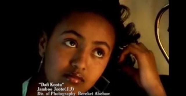"Jambo Jote - ""Dafii Kootu""  Afaan Oromo Music Video"