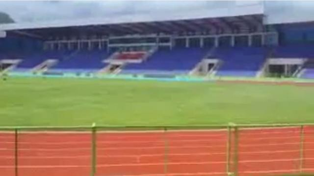 See the newly constructed Woldiya Stadium