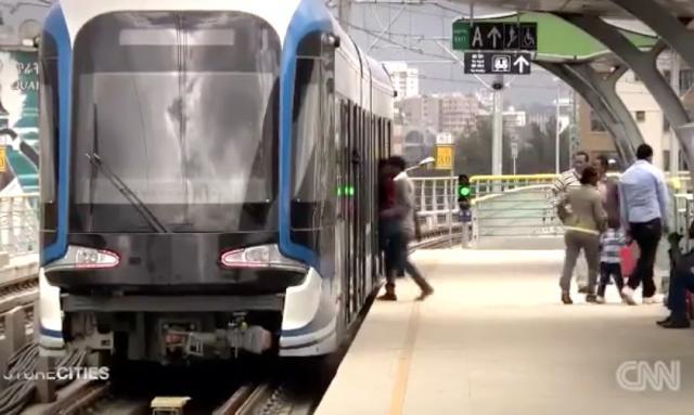 CNN - Ethiopia first metro system in sub Saharan Africa