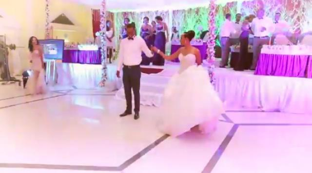 Ethiopian Wedding dance 2015