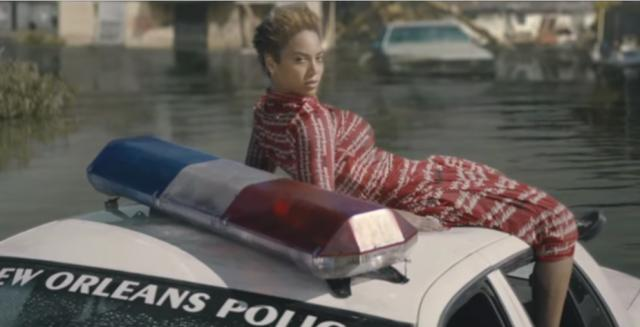 Beyonce releases new music video, Takes on Police abuse