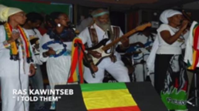 """Ras Kawintseb - """"I Told Them"""" New Reggae Music 2016"""