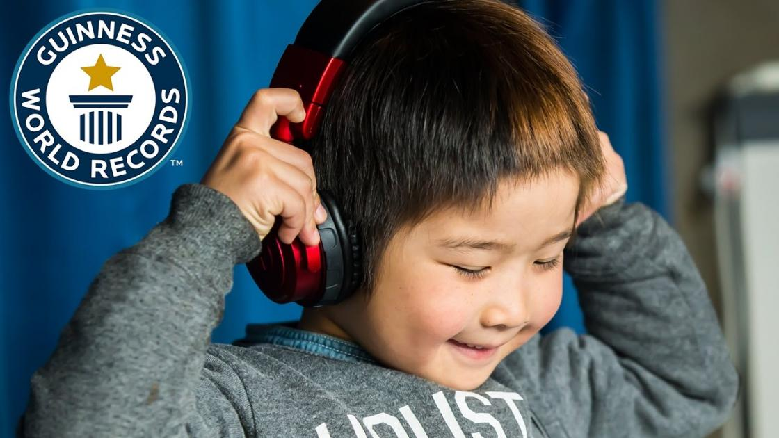 Youngest DJ - Guinness World Records