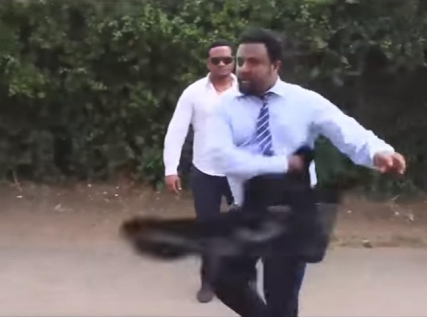 EthiopikaLink - About Artist Kassahun Fisseha [Mandela] Fight