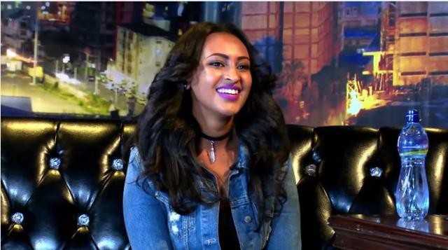 Actress Ruta Mengistab interview on Seifu Show