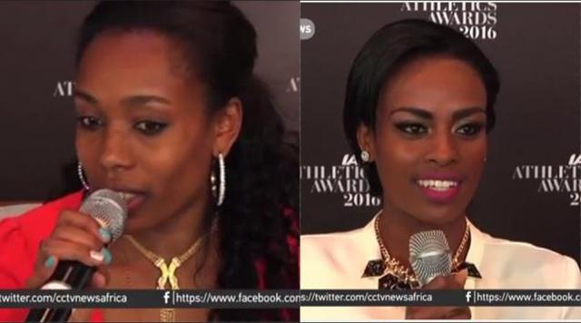 Ethiopian world record holders Almaz Ayana, Genzebe Dibaba on their plans for 2017