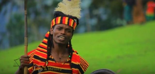 Buju Star - Hambasa Gaammoo(New music Ethiopia 2016)