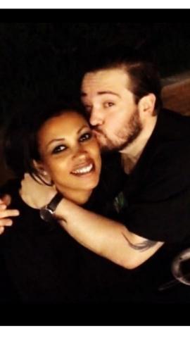 Artist Tilahun Gugsa's wife Helen announces her new American boyfriend