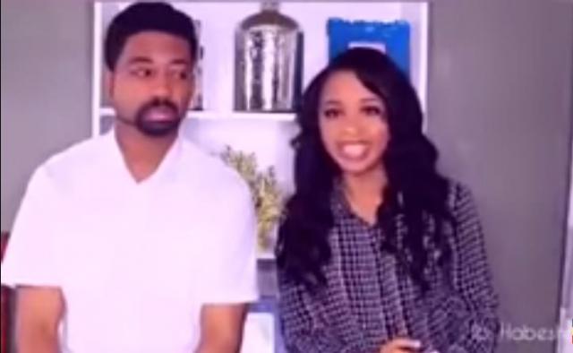 [FUNNY] Ethiopian Girlfriend Teaching her American Boyfriend Amharic