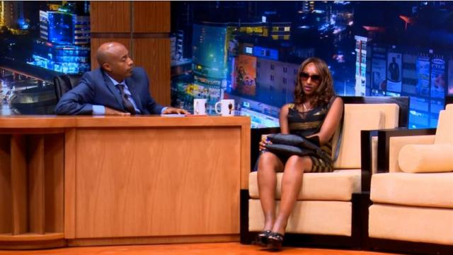 Seifu On EBS - Interview with Hermela who lost her eyes by her lover